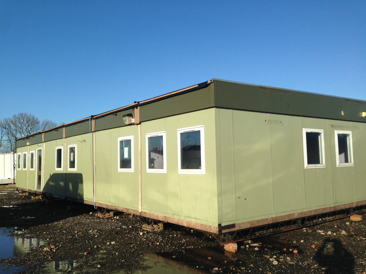 Modular Classroom Rental : Secondhand portable buildings modular or sectional