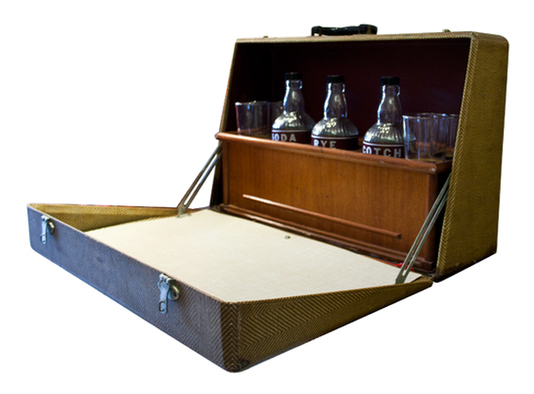 Vintage Bar Case