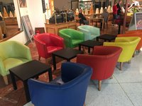 Tub Chairs in Various Colours