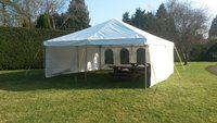 6m x 6m (20 x 20ft) Frame Marquee