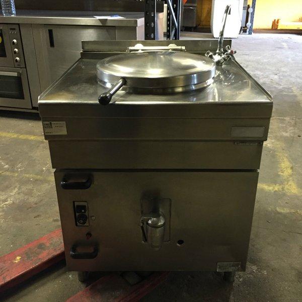 Mareno P170-76 Gas steam kettle