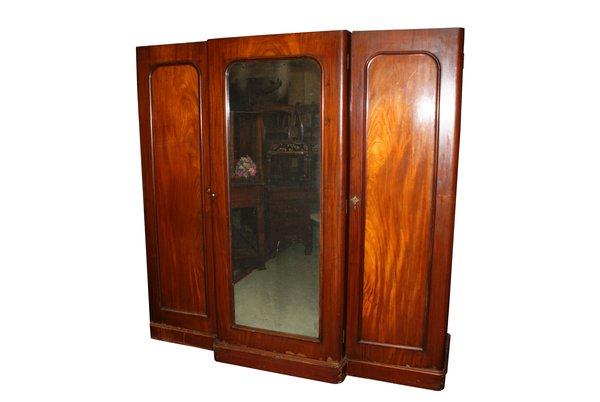Victorian wardrobe
