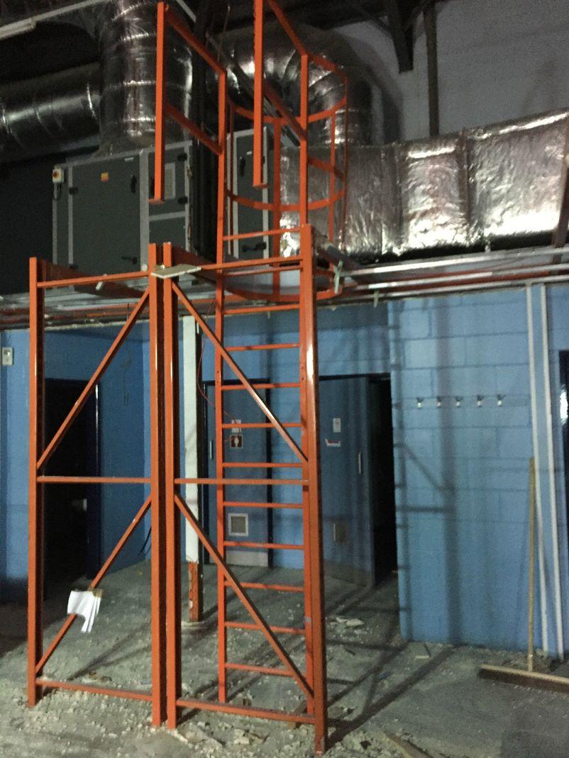 Joseph Winters Fire Escape Ladder : Fire escape ladder quotes