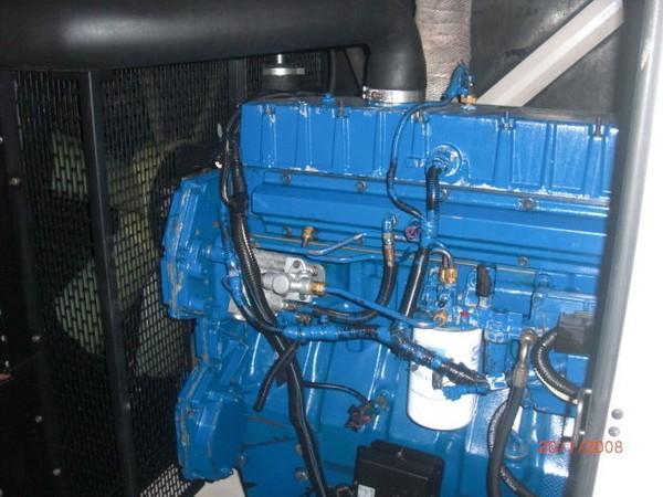 275 kva Diesel Generator Perkins engine