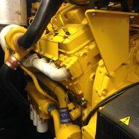 880Kva Perkins 3012TAG3A Generator