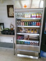 Second-hand Multi-Deck fridge London