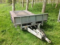 Ifor Williams Trailer LM125GHD
