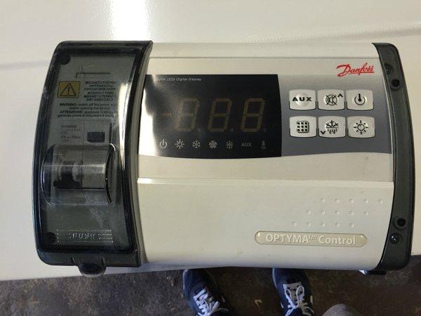 Danfoss Optyma Cold/Freezer Room Controller