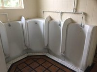 Gents Original Victorian Urinals