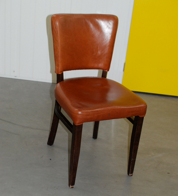 Beautiful leather chairs