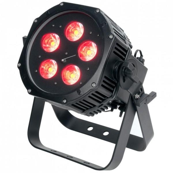 IP65 External Waterproof RGB Uplighters red light