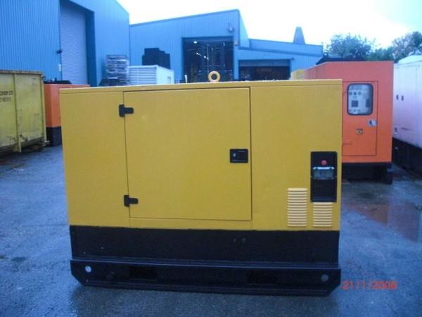 70kva Silent Diesel Generator