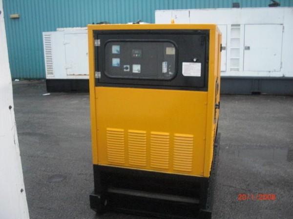 70kva Super Silent Diesel Generator