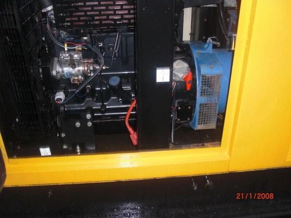 Year 2007 Diesel Generator