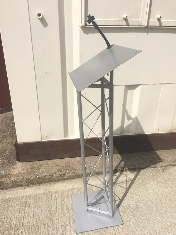Buy 2 Trilite steel lecterns