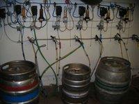 Regulators and keg connectors