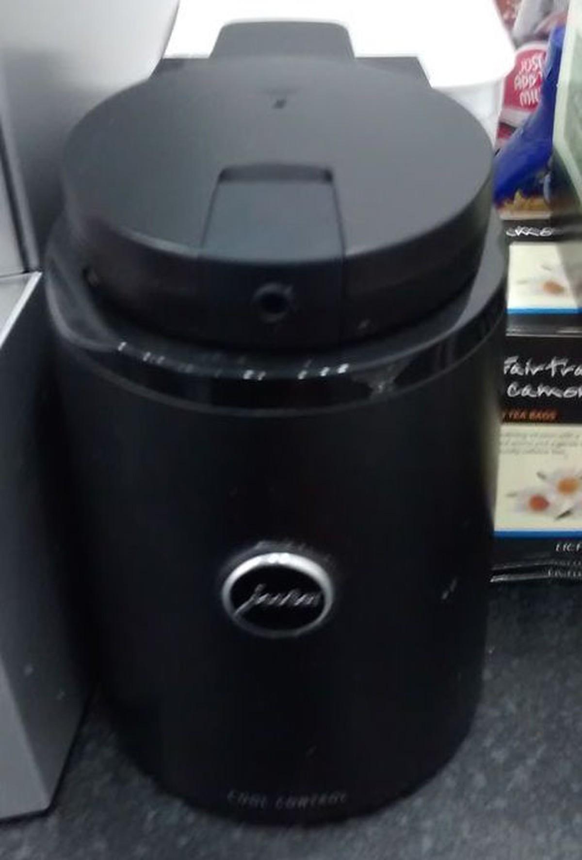used jura coffee machine