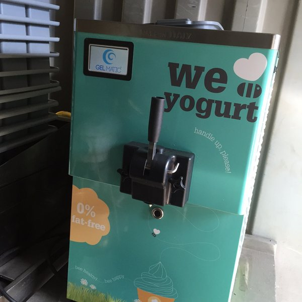 Gel Matic Ice Machine XL 150