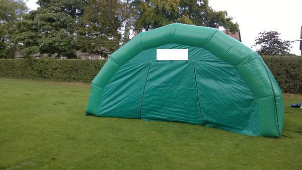 Green Inflatable Marquee