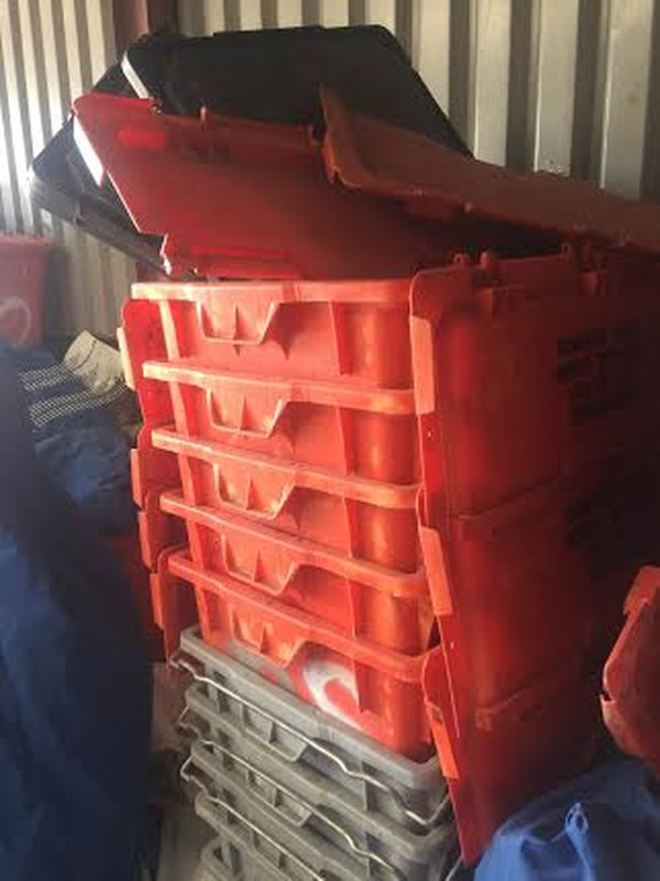 Storage crates for sale