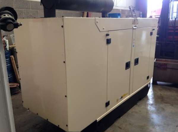 30 Kva Prime Power Single Phase AKSA Generator