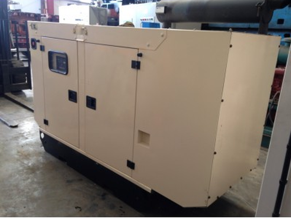 30 Kva Prime Power Single Phase AKSA Generator with Stamford Newage Alternator
