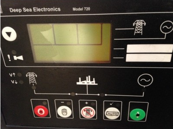 Single Phase AKSA Generator controls