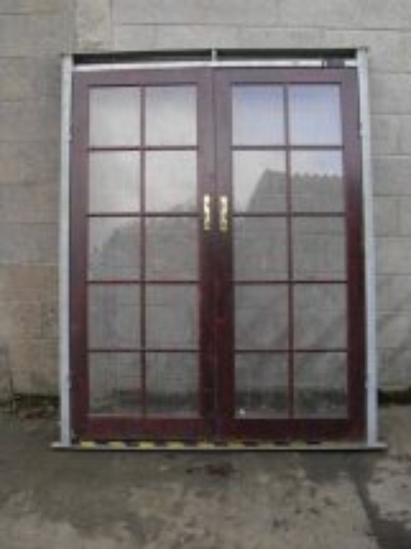Wooden Doors Wooden Doors Newcastle : wooden perspex double doors in steel frame 604 from woodendoorssokra.blogspot.com size 802 x 1071 jpeg 55kB