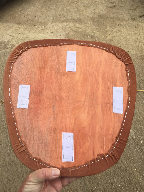 faun velour seat pads