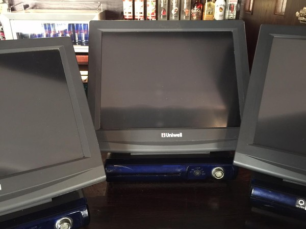 Uniwell DX-915 EPOS Till Systems