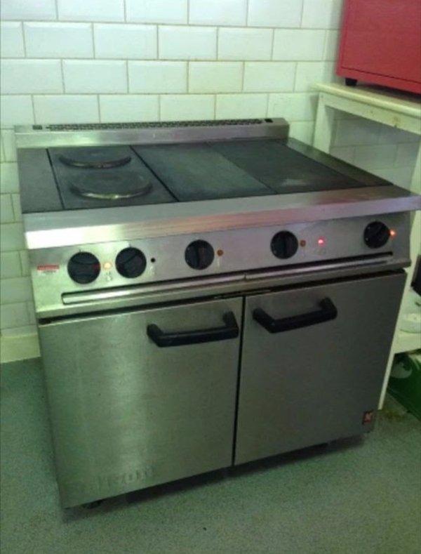 Falcon Dominator electric oven