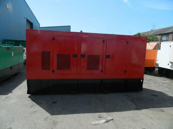 2008 250kva Perkins Diesel Generator