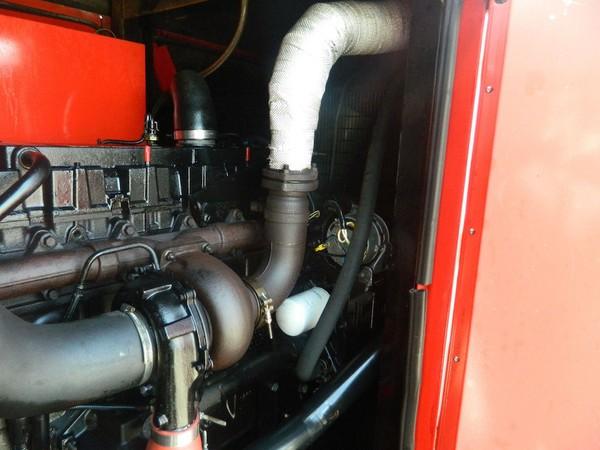 Super Silent 250kva Perkins Diesel Generator