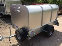 Ifor Williams P7E 7ft Single Axle Trailer Livestock Trailer