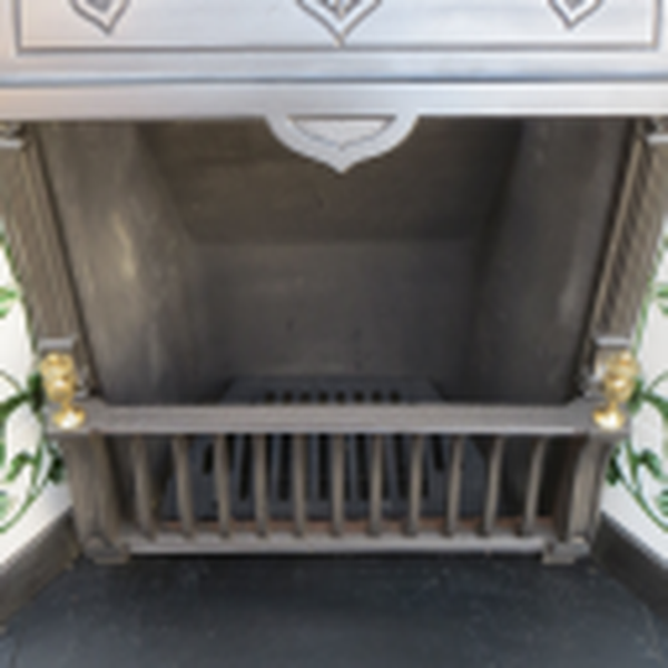 Selling Victorian Cast Iron Fireplace