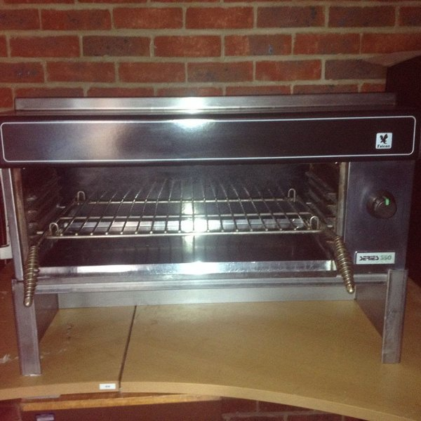 Falcon Gas Grill and Stand