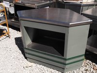 Stainless Steel  Corner Unit  (3043)