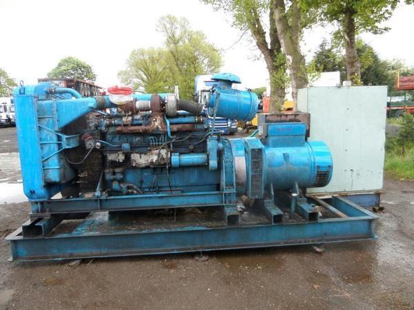Buy DORMAN 295 KVA turbo Diesel Generator