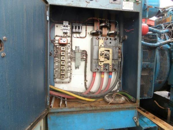 Selling DORMAN 295 KVA turbo Diesel Generator