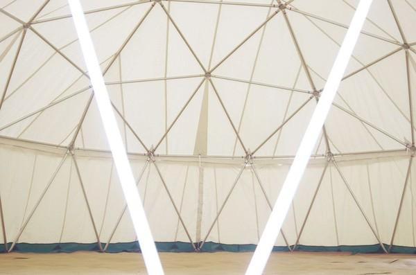 Dome frame