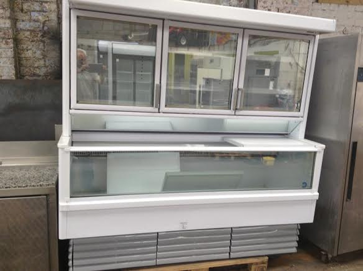 Freezer for shop