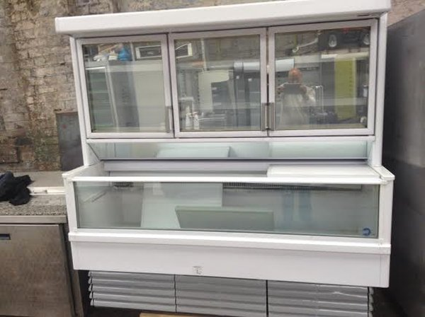 IARP Gaya 20 Shop Display freezer