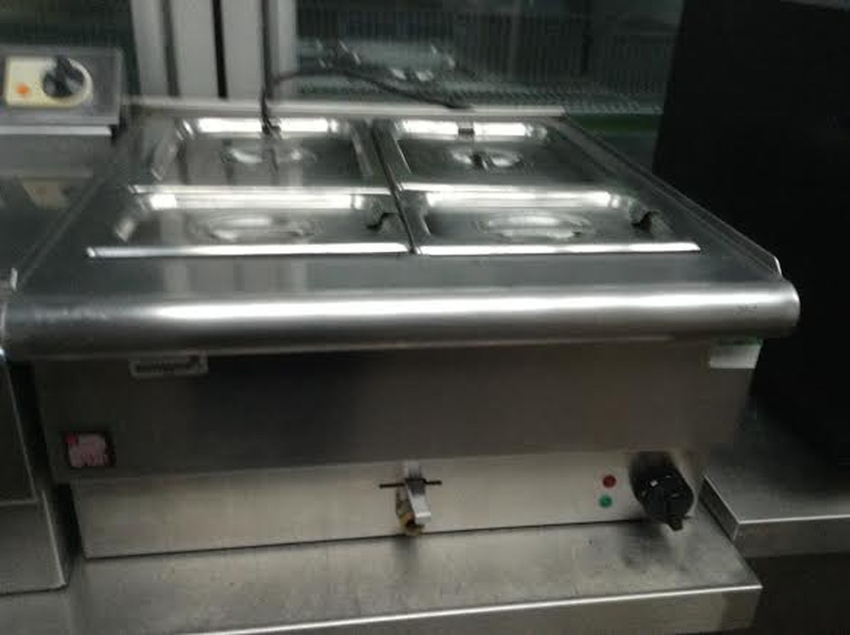 Secondhand catering equipment bain marie four pot for Cuisson four bain marie