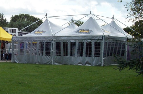10m x 10m Marquee