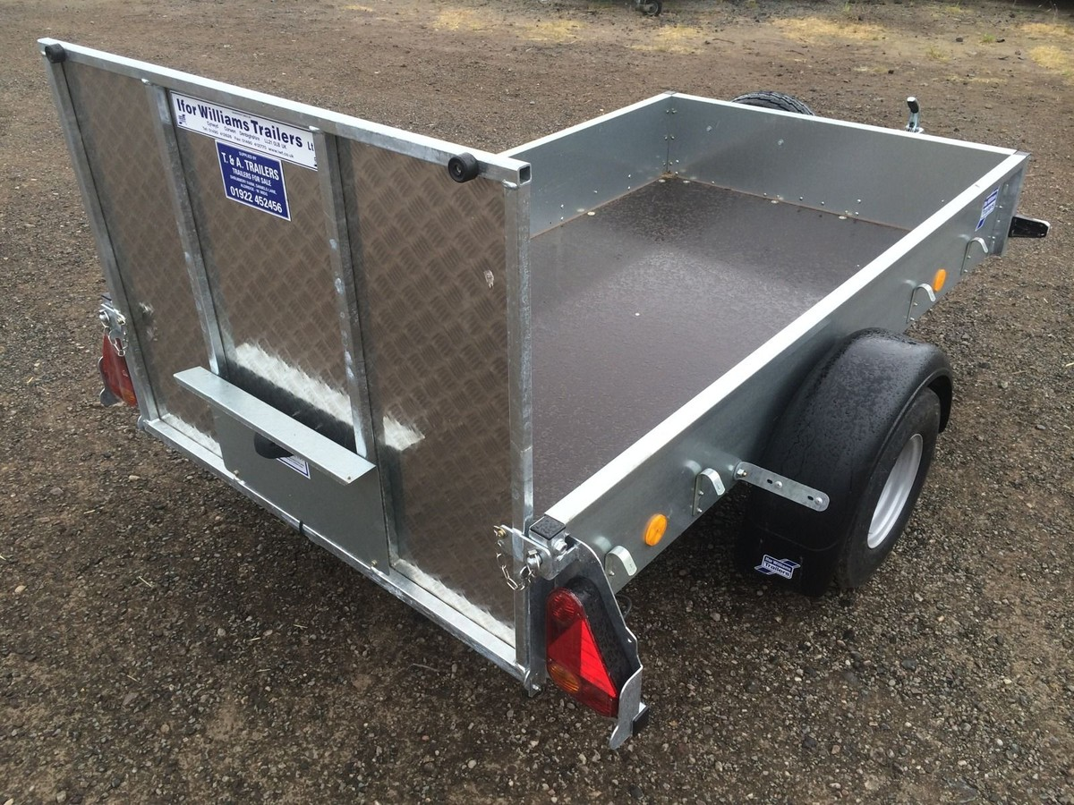 Trailer stolen from North-east