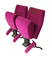 Cinema Seating with Arm-Rest