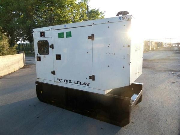 Used 90 KVA Generator Diesel