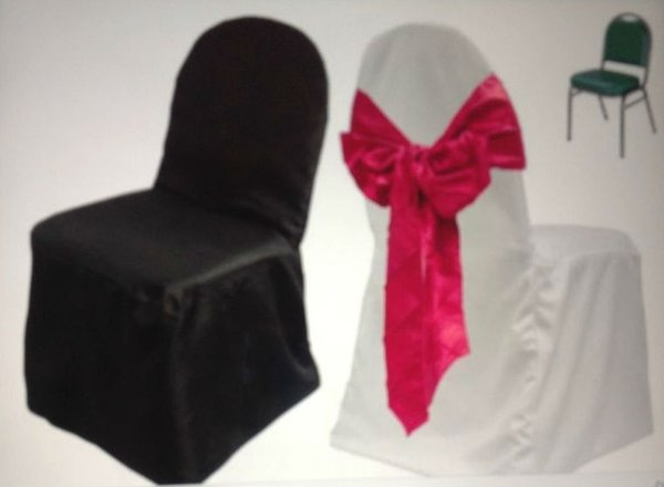 Chair covers and over lays