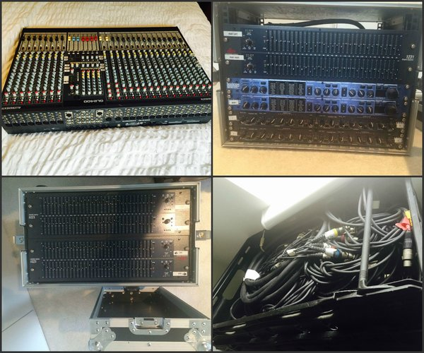 5k PA Sound System for sale