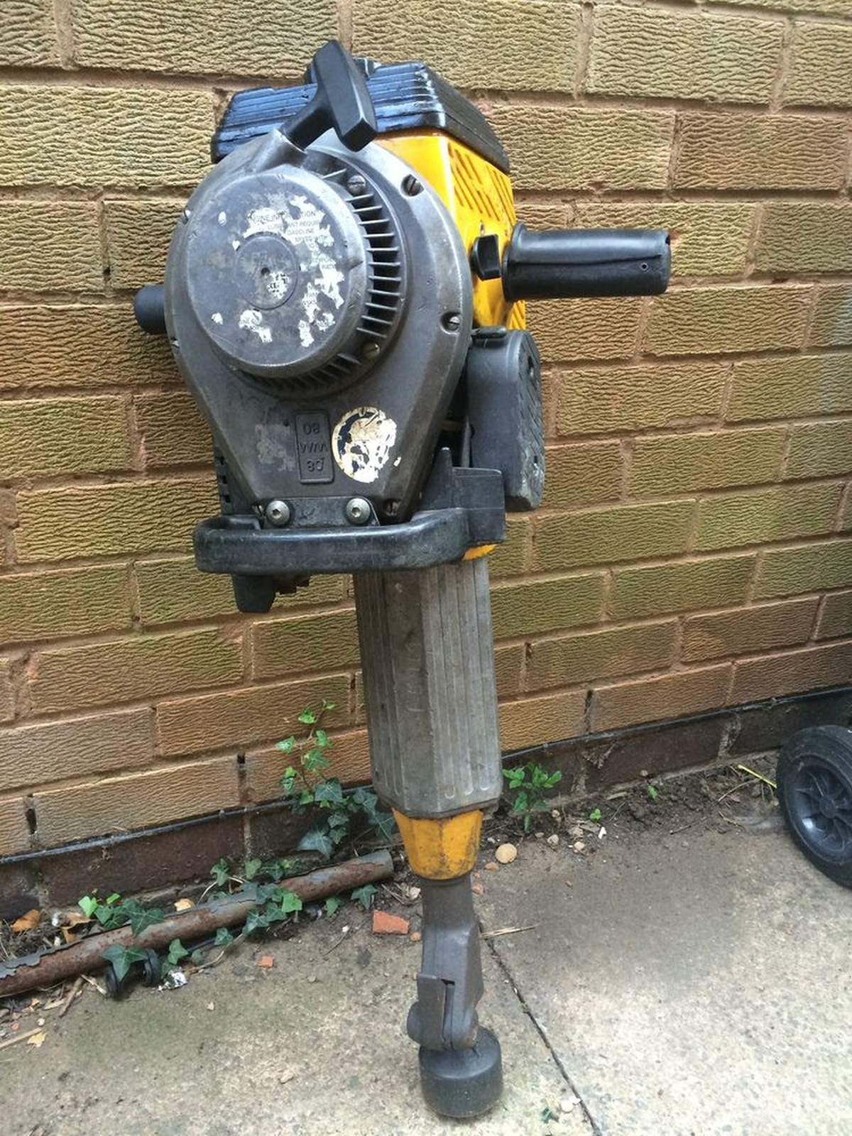 Wacker Peg hammer / driving tool ... & Secondhand Plant Tools and Equipment | Breakers | Wacker Stake ...